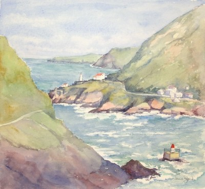The Narrows – Lighthouse of St. John's
