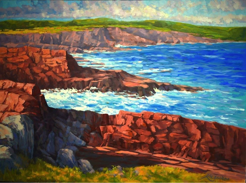 Cape Spear Fingers