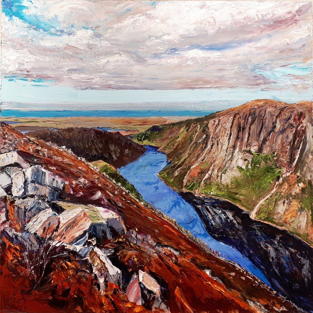 Gros Morne, Ten Mile Pond to the Sea