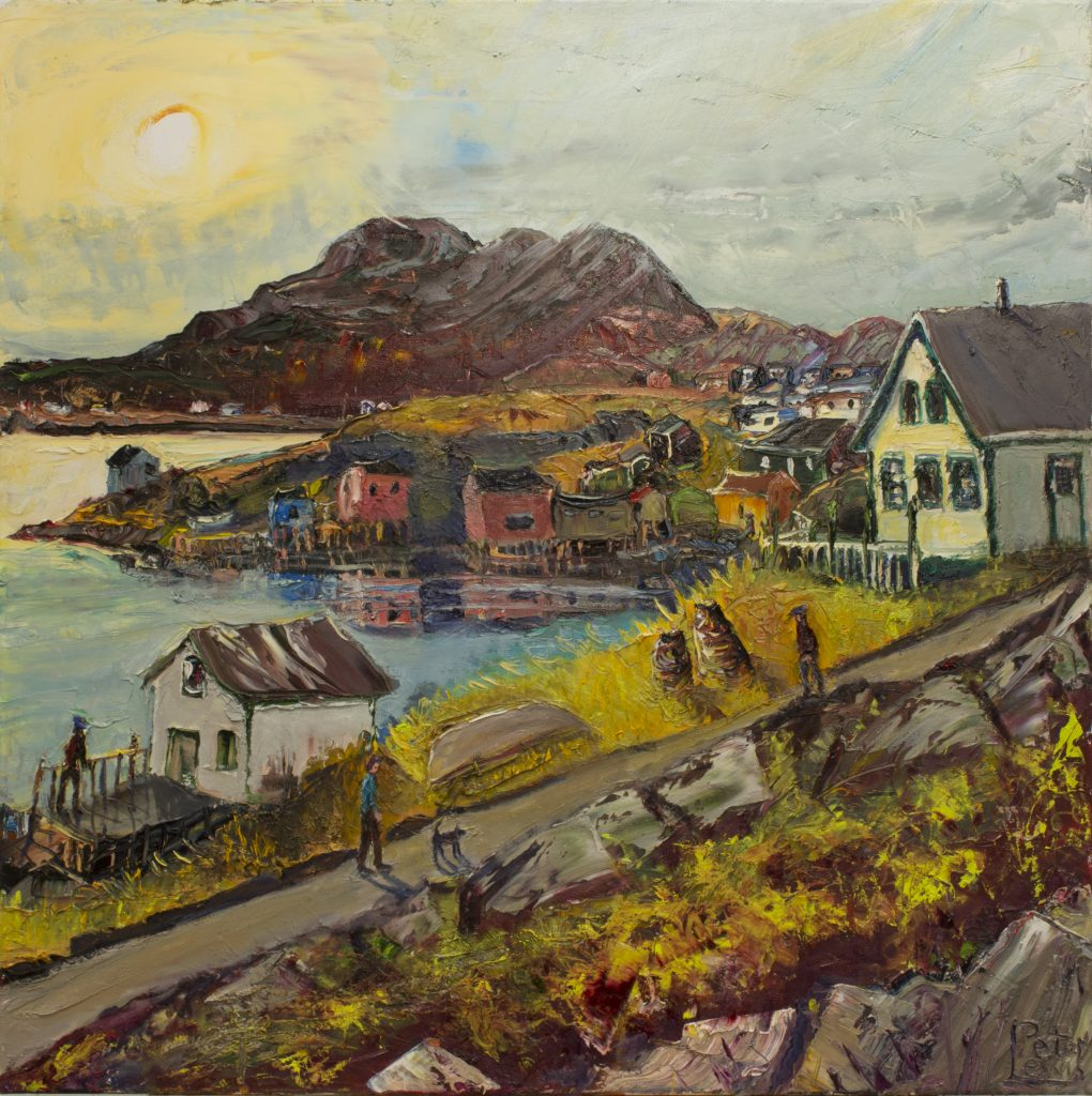 Murrin's View, Goose Cove